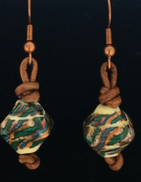 Aztec-earrings