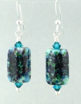 speckled-teal-earrings