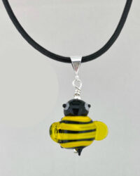 lampwork honey bee resize